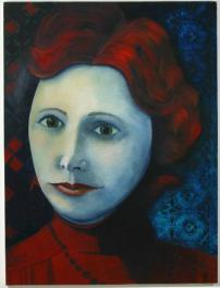 2003, 3 x 4', Oil on Canvas, Boudreaux Collection