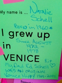 Venice Tribute Wall