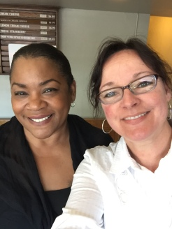 Interviewing Rhonda Wise