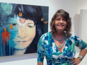 Elaine Leslie West of Lincoln Project Opening copy