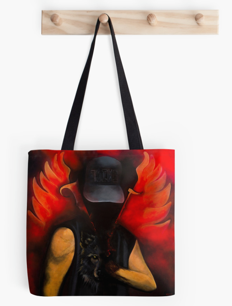 _Fear_is_a_Liar_by_Ruth_Chase___Tote_Bags_by_WestOfLincoln___Redbubble.png