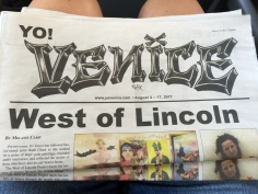 Yo Venice Article Cover Page