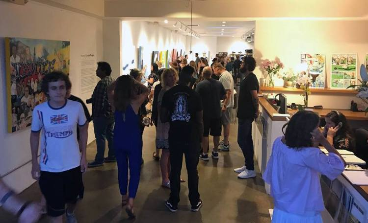 Open Reception at Venice Arts West of Lincoln Project .jpg