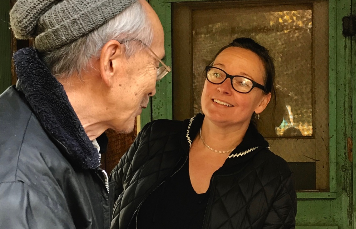 Philip and Ruth NOV 2017