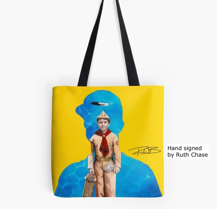 Second Chance Tote Bag