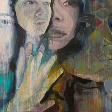 Finding Another Way by Ruth Chase 40 x 60